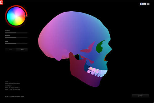 DeathPaint: Insights Into Texture Painting in WebGL